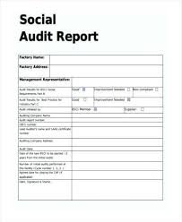 It Audit Report Template New Internal Audit Report Template Get It Now Editable In Doc Format