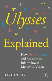 ulysses explained book cover palgrave macmillan