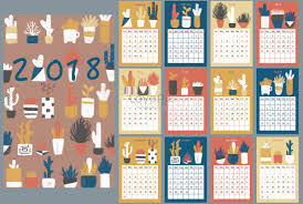 table calendar template free download 2018 illustrations table calendar template template image_picture