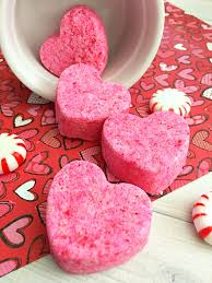 heart shaped bath s these cute diy heart shaped bath s would make