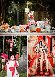 Alice In Wonderland Decorations Alice In Wonderland Birthday Party Whimsy Fantasy Hostess