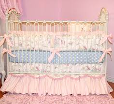 fairy tale princess crib bedding