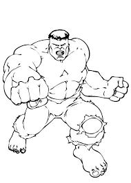 The Hulk Coloring Pages The Incredible Hulk 60 Free Superheroes Sheets