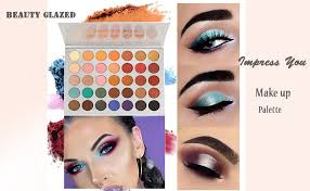 you can create rich and superimposed with diffe style eye makeup with a mixture of matte and shimmer metalic