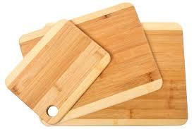 3-Piece Bamboo Cutting Boards