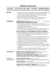 Resume Sample Medical Assistant Internship Healthcare Health