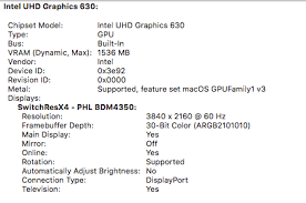 Graphics Native With 630 I3 0x3e918086 Uhd Intel Support 8100 7fETqSfw