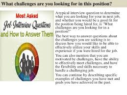 Why Would You Be A Good Candidate Top 10 Vetting Interview Questions With Answers