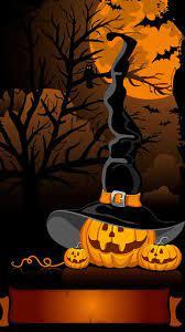 Halloween Pumpkins Witch Hat Samsung ...