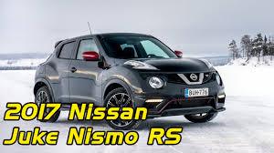 nissan juke nismo rs. 2017 nissan juke nismo rs interior exterior and drive rs