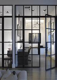 metal interior doors with glass look tastefully interior exterior doors designs installation ideas