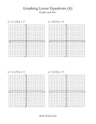 linear equations worksheets with answers graphing linear equations using a table of values systems worksheets worksheet