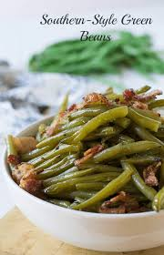 green bean recipe. Fine Bean SouthernStyle Green Beans And Bean Recipe 0