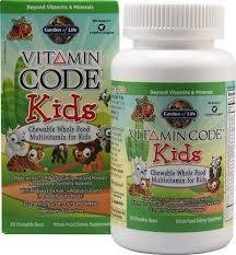 garden of life vitamin code kids cherry berry 60 chewables