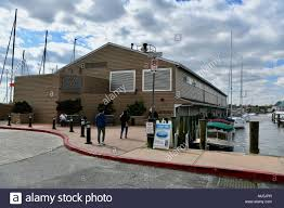 The Chart House Restaurant In Annapolis Maryland Usa Stock