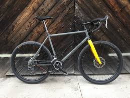 275 Zoll Cyclocross Gravlebike Eigenbau Bicycle Bike