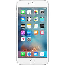iphone 6 plus white. apple - certified pre-owned iphone 6 plus 16gb unlocked cell phone silver iphone white n