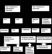Отчет по практике Характеристика деятельности автотехцентра ОАО  Генеральный директор