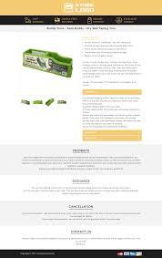 Listing Template Free Ebay Listing Template Richmelon Ebay Amazon Arbitrage Software