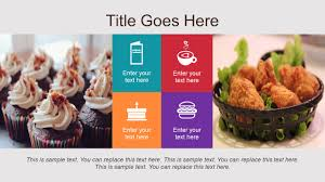 Food Presentation Template Free Photostatic Powerpoint Template