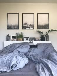 Schlafzimmer Regal über Bett Bett Ideen