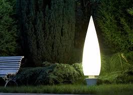kanpazar free standing garden light