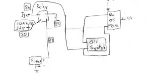 wiring diagram for an electric fuel pump and relay wiring how to wire electric fuel pump relay how auto wiring diagram on wiring diagram for an