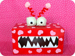 How To Decorate A Valentine Box Valentine's Boxes 23