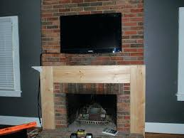 making fireplace mantel surround explore surrounds diy shelves build legs build fireplace mantel over stone