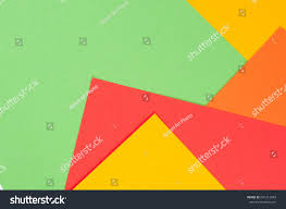 Abstraction Colored Cardboard Composed Paper Like Stock Photo Colored Cardboard Paper L
