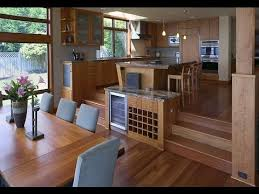 best ideas for split level kitchen remodeling projects youtube