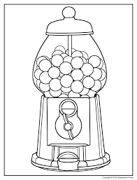 Free Fun Coloring Pages Girl With Lollipop Page Photograph Best