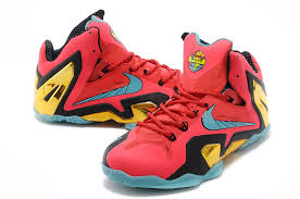 lebron shoes pink and black. buy original nike casual shoes lebron 11 elite red golden black yellow limited /v/toyget offer mens lebron pink and
