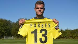 SIGNING   Defender Tyler Forbes Joins Coasters   AFC Fylde