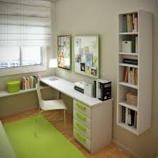 Small Green Bedroom Interior Exquisite Small Green Bedroom Decoration Using Light