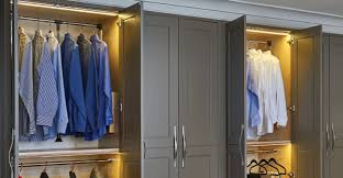 Dark in closet Walk Big Or Small There Is One Thing Everyone Hates Dark Closet Linear And Puck Lights Are The Most Popular Option To Provide Additional Illumination John Kenneth Muir Cabinet Lighting Solutions