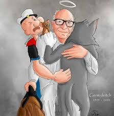 RlP Gene Deitch the man behind Tom and Jerry Thank you sir for making our  childhood awesome ❤️ Follow @pythonhub.py for more updates... Tag us and  use #pythonh…