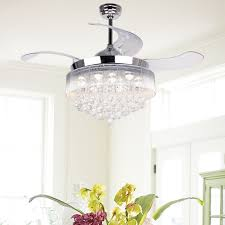 4 blade led ceiling fan with