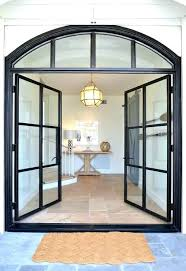 double front doors with glass double glass doors steel and glass double front doors transitional home double front doors with glass
