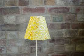 Pin By Shadowbright On Dat Team Board Etsy Yellow Lamp Shades