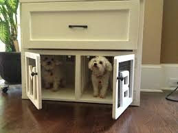 dog kennel table end tables designer crate furniture luxury side decorative decoration wood of top for