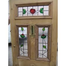 Front Doors Trendy Victorian Front Doors With Glass Victorian - Exterior door glass replacement
