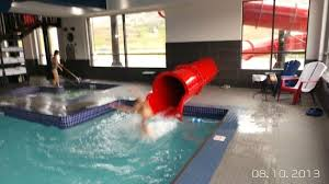 Indoor pool with slide Do It Yourself Fairfield Inn Suites Vernon Indoor Pool With Slide Tripadvisor Indoor Pool With Slide Picture Of Fairfield Inn Suites Vernon