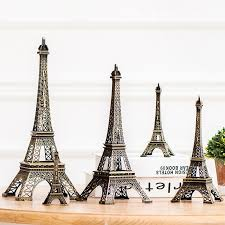 Eiffel Tower Home Decor Accessories RUNBAZEF Paris Style Eiffel Tower Home Decor Decoration 79