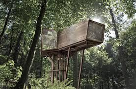 Modern Tree Houses Tree House Design Home Design Ideas