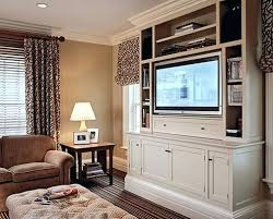 built in tv cabinet marvelous microfiber couch in family room traditional with built in next to built in tv cabinet