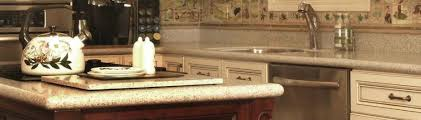 solid surface kitchen counter top