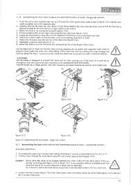 manual for liftket electrical chain hoist 13 3 1 6 assembling the load chain
