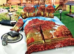 palm tree print duvet covers birch tree pattern duvet cover all 3d bedding for uk usa