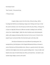 Example Essays Topics Mesmerizing Persuasive Essay Example Resume Tutorial Pro